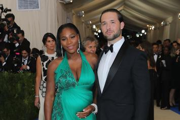 "Serena Williams ""Never Thought"" She Would Marry A White Guy"