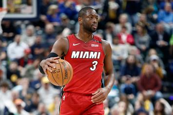 Dwyane Wade Surprises Waffle House Hero, James Shaw Jr., On Ellen