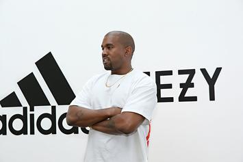 Adidas CEO Won't Comment On Kanye West's TMZ Live Interview
