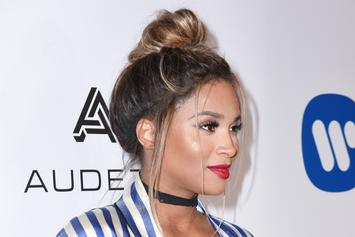 Ciara Gives Birth To Baby Boy [Update: Ciara Reveals Baby's Name]