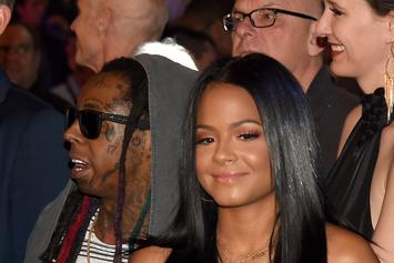 "Christina Milian Working On ""Tina Turn Up"" Mixtape, Possibly Dating Lil Wayne"