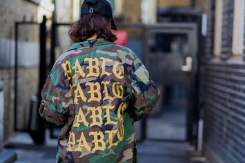 """Kanye West Stupefied By Lawsuit Claiming He Stole """"Camo Print"""""""