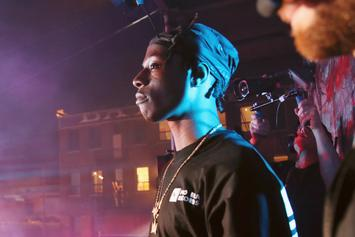 """Joey Bada$$, Vince Staples, & Styles P Chop It Up On Tidal's """"47 Minutes"""""""