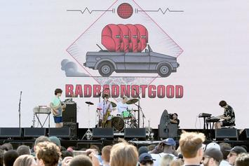 "Remix Fix: Kaytranada Puts His Flip On ""Kaleidoscope"" By BADBADNOTGOOD"