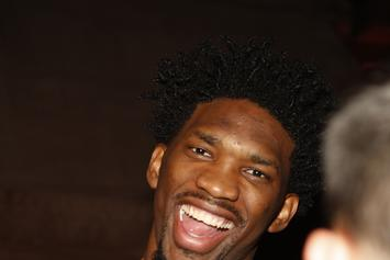Joel Embiid Says He Drinks 3 To 4 Pitchers Of Shirley Temples Daily
