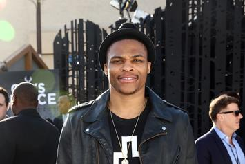 """Russell Westbrook Stars In New Foot Locker """"Stats"""" Commercial"""
