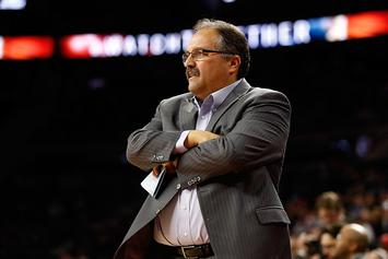 Detroit Pistons Part Ways With Stan Van Gundy: Report