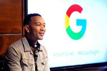 John Legend Can Now Speak To You Through Your Android Phone