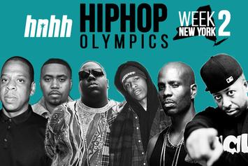Hip-Hop Olympics Bracket Week 2: New York State Of Mind