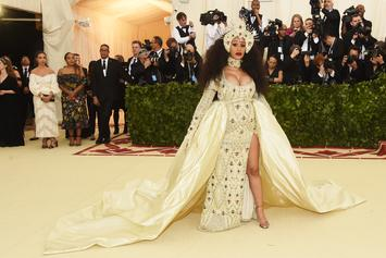 """Cardi B Addresses Met Gala Fight: """"I Simply Don't Want People Too Close"""""""