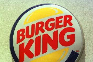 "Burger King Is Offering An ""Adult's Meal"" For Valentine's Day"