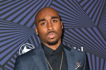 """New Tupac """"All Eyez On Me"""" Clip Shows Rapper Reading Poetry To Jada Pinkett-Smith"""