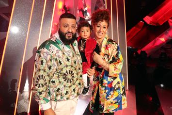 DJ Khaled & Wife Are All Smiles In First Pictures Since Oral Sex Confession