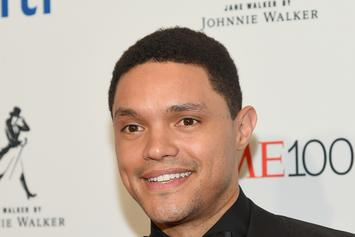 Trevor Noah & Tomi Lauren Reportedly Made Peace Over Drinks Following Heated Discussion