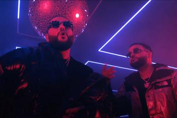 "Belly & Nav Deliver Iced Out New Visuals For ""Maintain"""