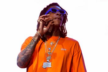 """Wiz Khalifa Does Not Want To Hear Drake's """"Nice For What"""""""