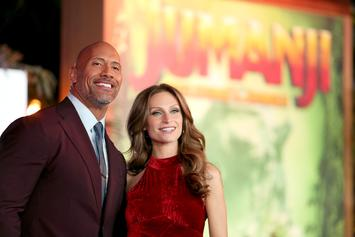 Dwayne Johnson Toasts Girlfriend Lauren Hashian On Instagram For Mother's Day