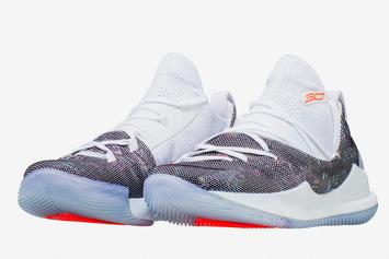 Under Armour Curry 5 To Launch During Game 2 Via Steph IQ App