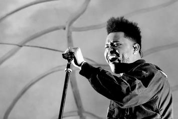The Weeknd Scrapped An Album Of Upbeat Songs Before Dropping His Latest EP