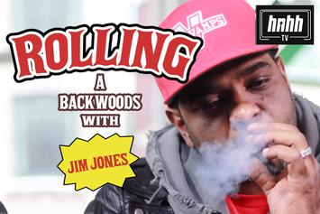"""Jim Jones Recalls Thinking He Was Going To Die Off Edibles On """"How To Roll"""""""