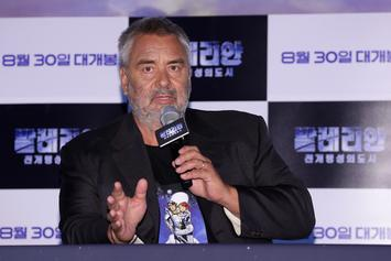 Film Director Luc Besson Accused Of Rape By French Actress