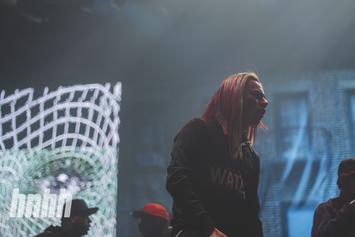 Tekashi 6ix9ine Arrested For Driving Without A License: Report
