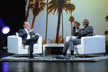 """Jimmy Kimmel Live & NBA Partner Up For """"Game Night"""" During 2018 Finals"""