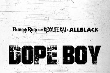 """Philthy Rich Spits Fire With Rexx Life Raj & ALLBLACK On """"Dope Boy"""""""
