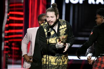 Post Malone Shows The First Tattoo He's Ever Done Himself