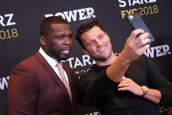 """50 Cent Has Completed 5 Drafts For """"BMF"""" TV Series Pilot"""