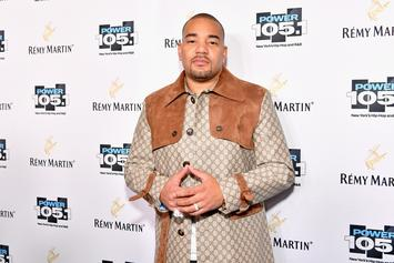"""DJ Envy Faces Backlash After Calling His Wife A """"B*tch"""" In A Text Message"""