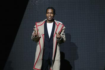 """A$AP Rocky's """"Testing"""" Production Credits Have Been Revealed"""