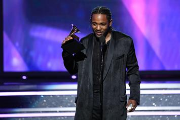 "Kendrick Lamar's ""Black Panther: The Album"" Goes Platinum"