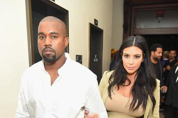 "Kanye West Shares One Of His ""Favorite Moments"" With Kim Kardashian"