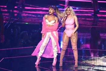 Ariana Grande & Nicki Minaj Have New Music On The Way