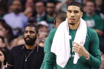 Kyrie Irving Chose Covert Nasal Surgery Over Attending Celtic's Game 7