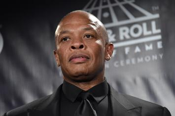 Dr. Dre's Home Renovations Include An Underground Expansion & Guard House