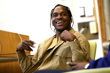 Pusha T To Replace Brockhampton At The Governor's Ball