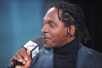 Pusha T Phones Into Breakfast Club, Charlamagne Gives Him 2-1 Edge In Drake Beef