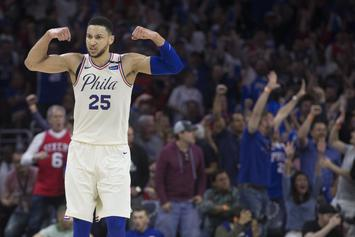 """Ben Simmons Reportedly Dating Kendall Jenner After Ditching """"Boo Thang"""" Tinashe"""
