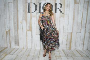 """Paris Jackson Says She Didn't """"Storm Out"""" Of Fashion Show; Explains Reason For Leaving"""