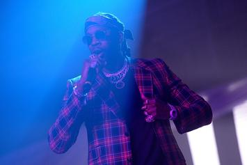 """2 Chainz Previews Some Heat From """"Rap Or Go To The League"""""""