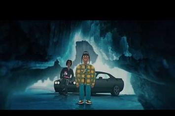 """Reese LAFLARE Shows Off His Fits In Animated """"No Stylist"""" Video"""