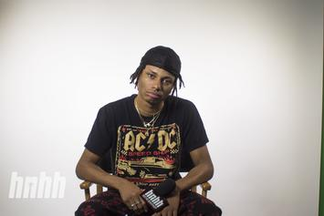 """Night Lovell Talks Drake's Influence: """"Canada's An Underdog In The Rap Game"""""""