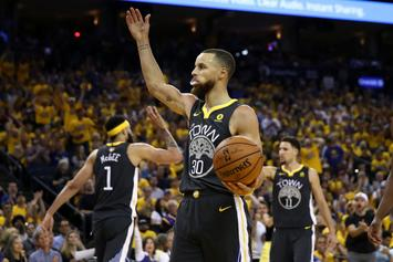 Cavs vs Warriors: Steph Curry Sets Finals Record In Game 2 Victory
