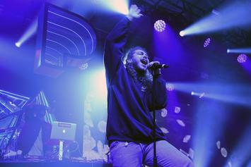 Post Malone Is Already Working On His Next Album