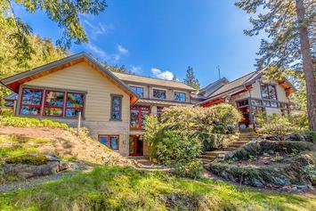 Oprah Winfrey Drops $8 Million On Washington's Orcas Island Estate
