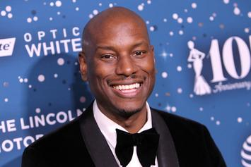 Tyrese Sued By American Express For Unpaid Balance Of Over $61K: Report