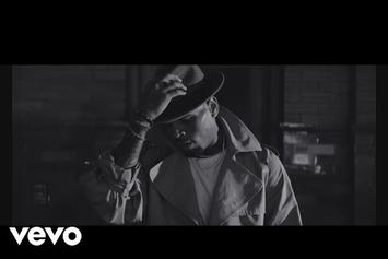"""Chris Brown Drops Black & White Video For """"Hope You Do"""""""