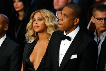 """The Babies Beyoncé & Jay Z Held During The """"On The Run II"""" Tour Aren't Theirs"""